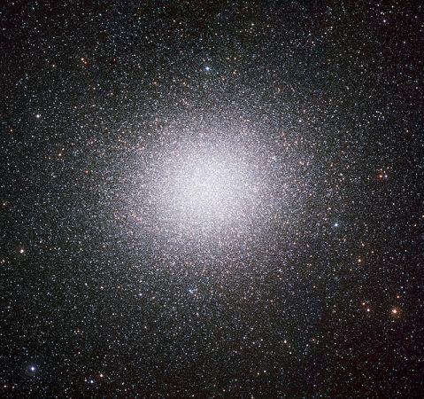 The globular cluster Omega Centauri. Credit: ESO