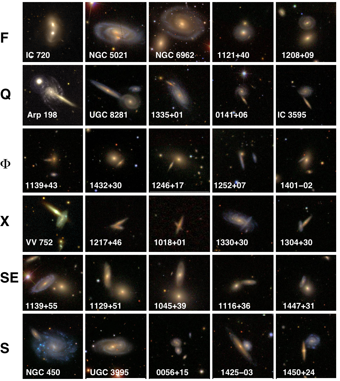 overlaps and backlights and silhouettes – oh, my! | galaxy zoo