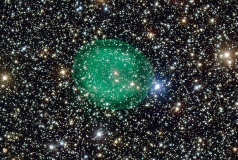Planetary Nebula IC 1295 - ESO
