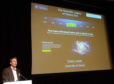Chris Lintott Galaxy Zoo