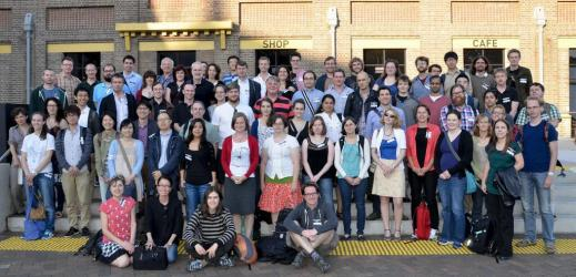 Evolutionary Paths in Galaxy Morphology Conference Photo