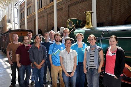 Galaxy Zoo Team in Sydney
