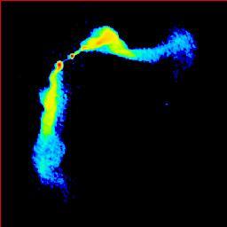 3C 465 VLA image