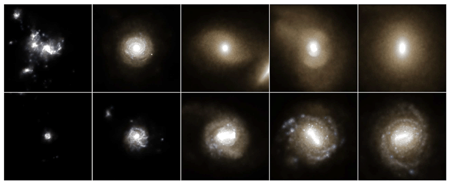 New images for Galaxy Zoo! Part 2 – Illustris | Galaxy Zoo