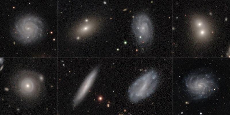 new galaxies  new galaxy zoo